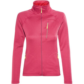Meru Cannes Fleece Jacket Women Pink